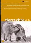 Magazin Tierrechte 4/2014