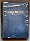 Couverture du dictionnaire encyclopédique Quillet