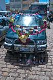 Il faut bien ça pour les routes Boliviennes