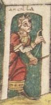 Stuttgarter Psalter fol. 049 r (Detail)