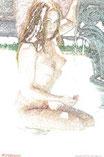 Nu à la fontaine  JJ 15 09 2009