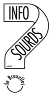 Logo de l'asbl Info-Sourds