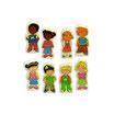 Magnetic kids – 8 personajes