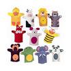 Marioneta de mano de Animales (Coleccion de 11 uds.)