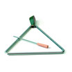 Triángulos acero con batientes incluidos