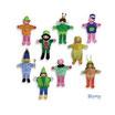Marionetas de dedo (Colección de 9 uds.)