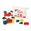 Sac Block Color 100 pcs