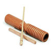 Güiro+Caja china de madera con dos batientes
