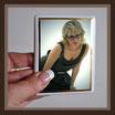 Grabbild / farbig / rechteck / 80 x 100 mm GOLD-Rand GOLD Bestellnummer_1_REG_80100