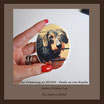 Tierbild / Oval / farbig  17 x 22 cm / Bestellnummer_1_TB_O_170220