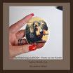 Tierbild / Oval / farbig  24 x 30 cm / Bestellnummer_1_TB_O_240300
