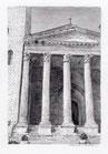 「アッシージのミネルヴァ神殿」