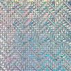 Sibu Designplatte MS 5 x 5 Galaxy Silver 980 x 980 x 1,2 mm
