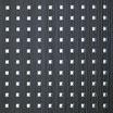 Sibu Designplatte PL 3D Q 5-15-15 Black touch 1/Silver 2600 x 1000 x