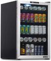 Refrigerador de Bebidas Acero Inoxidable NewAir 160 Latas NBC160SS00