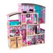 Shimmer Mansion Dollhouse Juguete Niña Casa de Muñecas KidKraft 65949