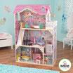 Annabelle KidKraft Casa de Muñecas con Muebles Dollhouse