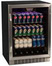 Refrigerador de Bebidas EdgeStar 148 Latas Acero Inoxidable CBR1501SG