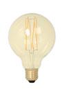 "Calex Filament LED Dimmbare ""Globe"" Lampe, 4 Watt, 2'100/2'300 Kelvin,  E27, Ø95"