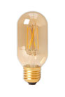 "Calex Filament LED Dimmbare ""Tube110"" Lampe, 4 Watt, 2'100/2'300 Kelvin,  E27"