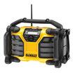 DeWalt XR-Li-Ion DAB Akku- und Netz-Radio mit Ladefunktion DCR017