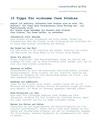 Leitfaden: 15 Tipps für bessere Case Studies