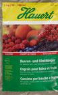 Beeren - Obstdünnger