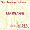 Geschenkgutschein - Massage