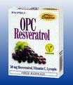 OPC Resveratrol 30 Kps. - Natur