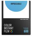 Impossible 600 Color 8 Aufnahmen