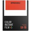 Impossible SX70 Color 8 Aufnahmen