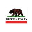 NOR CAL カリフォルニア州旗 リパプリック ステッカー