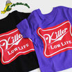 LUCKY OLDIES SHOW KILLER LOW LIFE キッズ Tシャツ