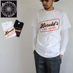 "HAROLD'S IRON WORKS ""Cold one short sleeve"" Tシャツ"