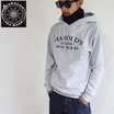 "HAROLD'S IRON WORKS ""Endless cycle pull over hood"" パーカ"