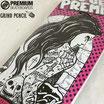 Premium skateboards Go Ueda Ass 上田豪モデル デッキ