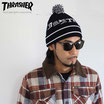 THRASHER MAGAZINE Skate And Destroy ニット キャップ