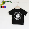 LUCKY OLDIES SHOW SPEED KILLS ドラッグ レーシング チーム キッズ Tシャツ