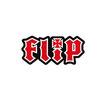 "FLIP ""HKD"" ブランド ロゴ ステッカー"
