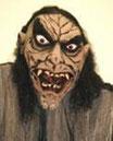 Decoración de Halloween con las mejores figuras de terror. Disfraz de Halloween Billy Brute