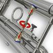 KJS Brass Design Variable Stütze