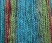 Wolle mehrfarbig BU68 / 200 Gramm
