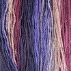 Wolle mehrfarbig BU31 / 190 Gramm