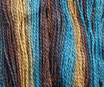 Wolle mehrfarbig BU67 / 170 Gramm