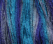 Wolle mehrfarbig BU43 / 160 Gramm