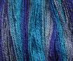 Wolle mehrfarbig BU43 / 190 Gramm