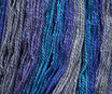Wolle mehrfarbig BU56 / 190 Gramm