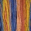 Wolle mehrfarbig BU32 / 140 Gramm