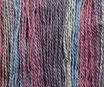 Wolle mehrfarbig BU69 / 220 Gramm