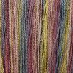 Wolle mehrfarbig BU15-2 / 180 Gramm